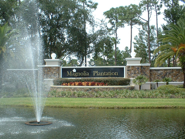 Fountain Sign