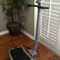 Power Plate Exercise accelerator